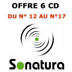 LOT 6 CD (N°12 à 17) SONATURA, la Revue qui donne la parole à la nature ! )