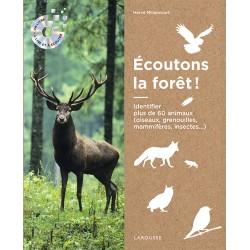 Écoutons la forêt ! (livre Larousse avec CD et Qrcode)