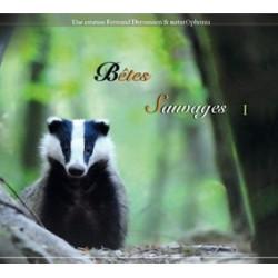 Bêtes sauvages (1 CD  et 1 Livret)