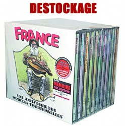 Box 10 CD - France: an anthology of the traditional musics