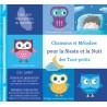 CD Chansons et Mélodies pour la Sieste et la Nuit des Tout-petits