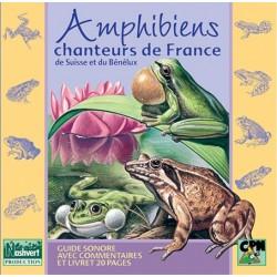 CD Amphibiens chanteurs de France
