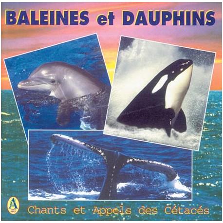 CD Baleines et dauphins