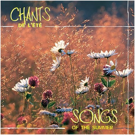CD Chants de l'été