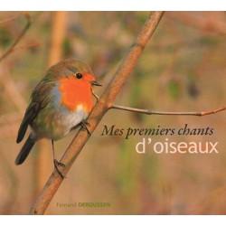 CD Mes premiers chants d'oiseaux