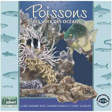 CD Poissons, les voix des océans