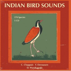Coffret 5 CD Indian Bird Sounds