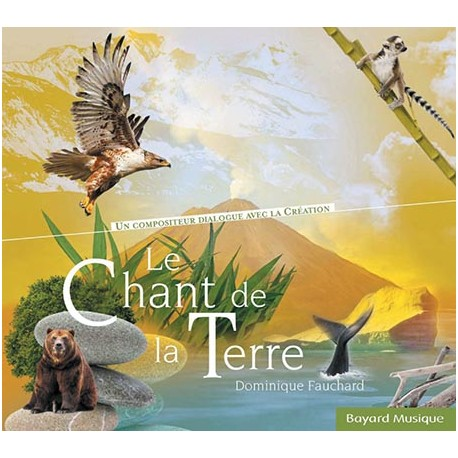 CD le chant de la TERRE