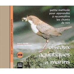 2 CD Oiseaux aquatiques et marins