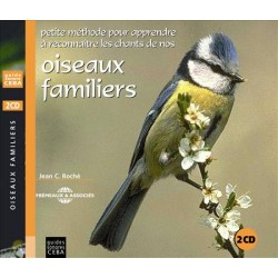 CD Familiar birds (2 CD)