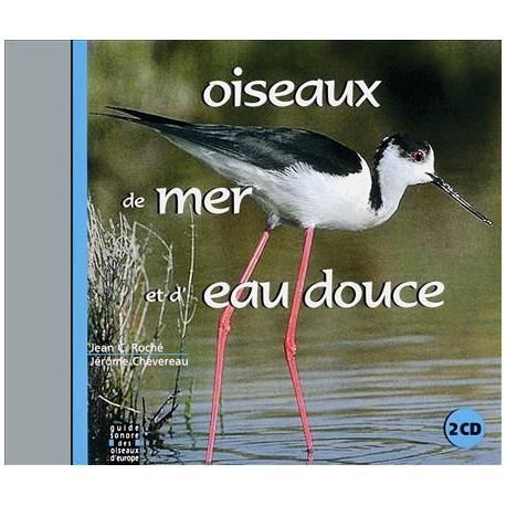 CD oiseaux de mer et d'