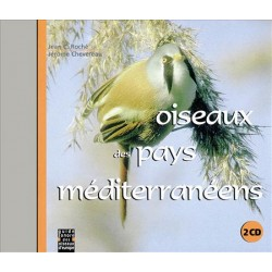 Double CD oiseaux des Pays méditerranéens