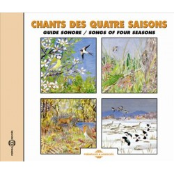 CD chants des quatre saisons