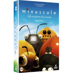 Coffret 4 DVD MINUSCULE