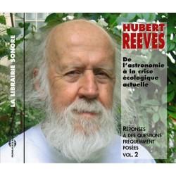 CD VOL.2 - De l'astronomie à la crise écologique actuelle (Hubert reeves)