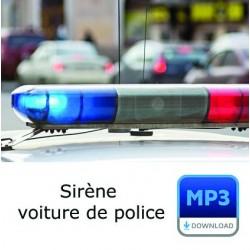 MP3 Sirène de police