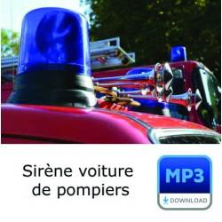 MP3 Sirène des pompiers