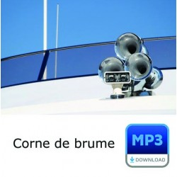 MP3 Corne de brume