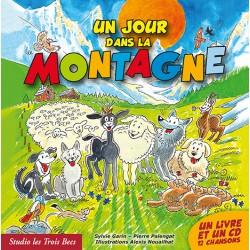 Un jour à la Montagne (LIVRE+CD)